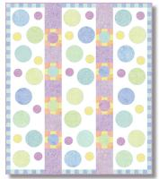Bubbles of Happiness Quilt Pattern TWW-0560e