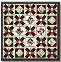 Ribbons & Bows Quilt Pattern TWW-0598e