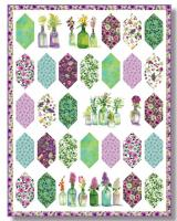 The Herbalist Quilt Pattern TWW-0599e