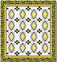 Be My Honeybee Quilt Pattern TWW-0607e