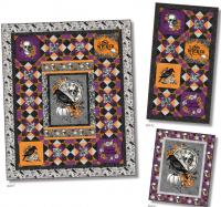 Fright Night Quilt Pattern TWW-0608e