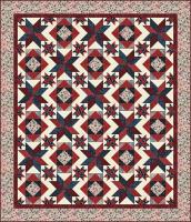 Stars of Honor Quilt Pattern TWW-0612e