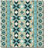 Starfish in the Sand Quilt Pattern TWW-0613e