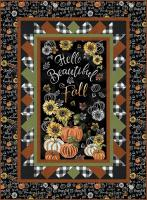 Happy Fall Quilt Pattern TWW-0621e