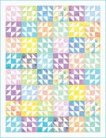 Cotton Candy Quilt Pattern TWW-0622e