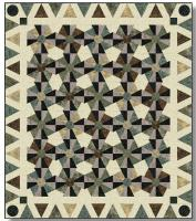 Set in Stone Quilt Pattern TWW-0628e