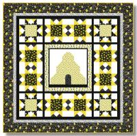 Bee Sweet Quilt Pattern TWW-0630e