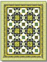 Fresh Squeezed Quilt Pattern TWW-0631e