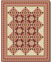 Windsor Rose Quilt Pattern TWW-0634e