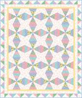 Cute as a Button Quilt Pattern TWW-0641e