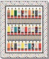 School Rules Quilt Pattern TWW-0653e