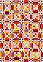 Ruby Red Quilt Pattern UCQ-P28e
