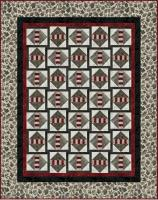 Side Streets Quilt Pattern UCQ-P39e