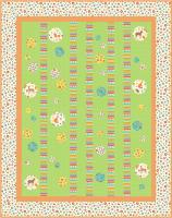 Hip Hip Hooray Quilt Pattern UCQ-P52