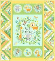Swingin' Along Quilt Pattern UCQ-P61