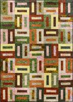 Batik Bricks Quilt Pattern UCQ-P67